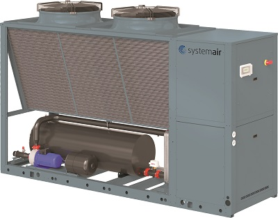 Systemair SYSCROLL 105 Air RE