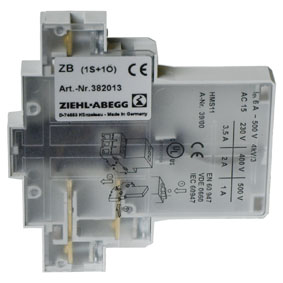 Systemair Alarm contact K(ZB) S-ET/STDT